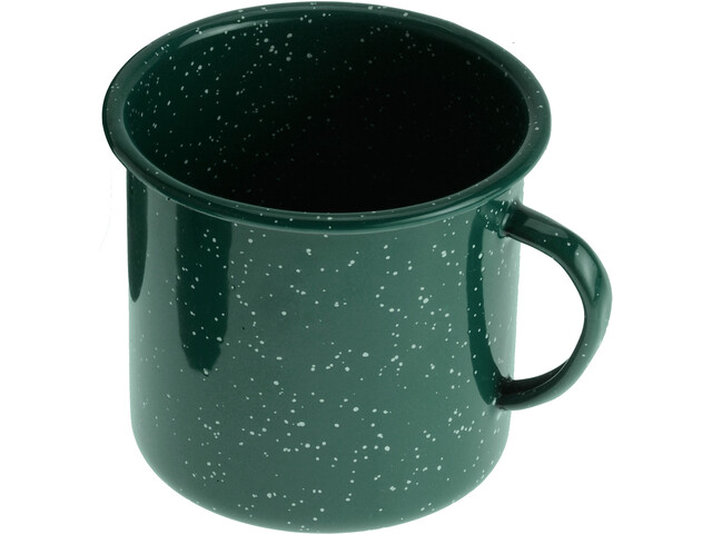 GSI Enamel cup 700ml, green